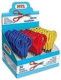 MTL 79240 - Expositor con 30 tijeras escolares