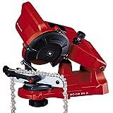 Einhell GC-CS 85 E - Afilador para cadenas de motosierra, 85 W, ralentín 5500...
