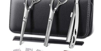 Tipos de tijeras para cortar cabello