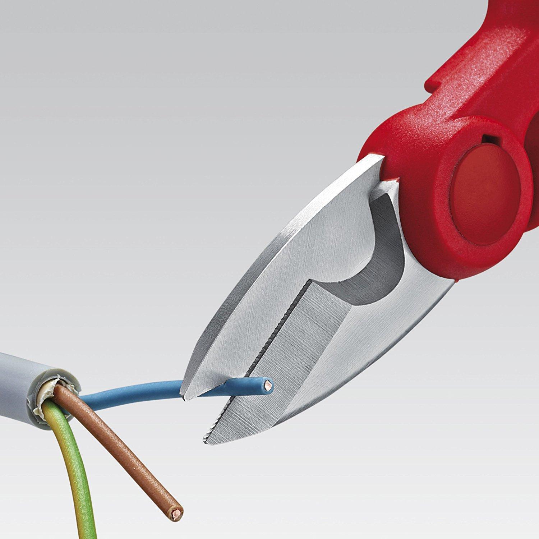 knipex tijeras electricista